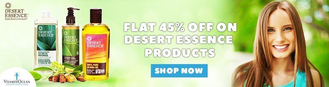 Desert essence 45