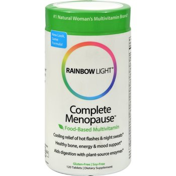 Buy Rainbow Light Complete Menopause Multivitamin 120