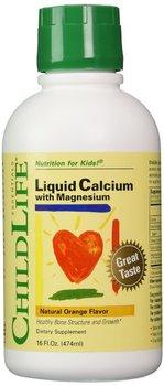 Child life calcium magnesium 16 oz