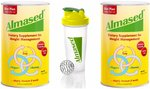 Correct bottle   almased 2 pack   shaker bottle