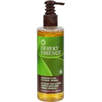 Buy Desert Essence Thoroughly Clean Face Wash Original 8 5